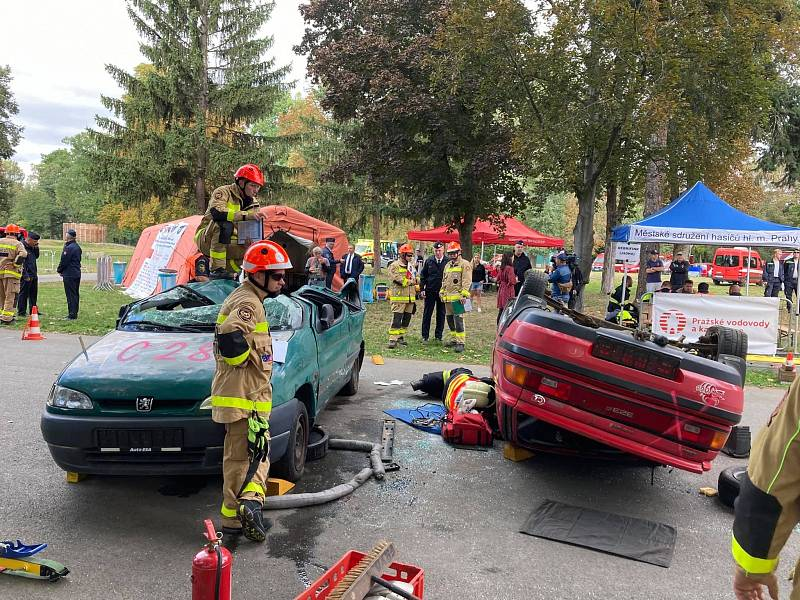 Frýdlantští dobrovolní hasiči bodovali na mistrovství.