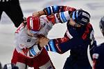 Bitka mezi Radanem Lencem a Kevinem Klímou.