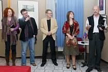 PSÁNO SVĚTLEM. Výstava česko – polského semináře.