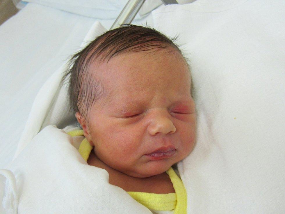 TEREZA TŘEŠŇÁKOVÁ  Narodila se 1. února v liberecké porodnici mamince Markétě Turokové z Nové Vsi. Vážila 3,08 kg a měřila 49 cm.