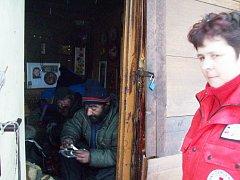 V BÝVALÉ TEXTILANĚ PŘEBÝVAL DONEDÁVNA poslední bezdomovec. Dříve jich tu bylo i deset.