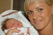 Mamince Olze Vrabcové z Liberce se dne 17. července v liberecké porodnici narodila dcera Sofie Ella. Měřila 52 cm a vážila 3, 82 kg.