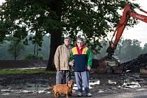 Strom roku měří přes 20 metrů při obvodu 470 cm, zabránil neštěstí při povodních 2010. Strom zachránil život také manželskému páru se psem, který přečkal povodeň na střeše jednoho z domů do doby, než přiletěl vrtulník.