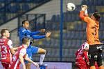 FC Slovan Liberec - FK Pardubice (21.kolo) 4:0  poločas