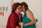 Vyhlášení osmého ročníku celonárodní soutěže Žena regionu proběhlo za Liberecký kraj 17. května v Kavárně Pošta v Liberci.
