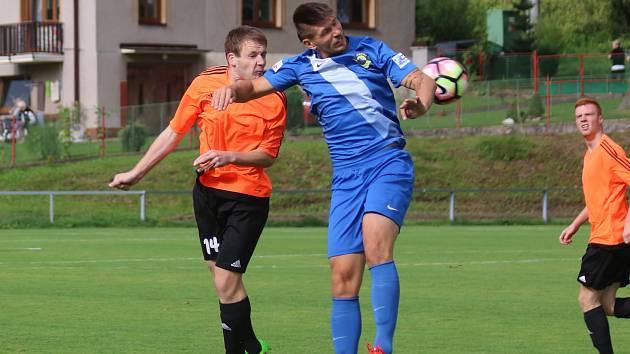 Chrastava otočila zápas s Letohradem.