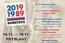 Mimořádné promítání k 30. výročí Sametové revoluce