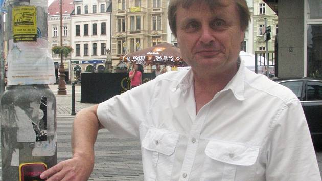 O semaforech s Pavlem Rychetským.