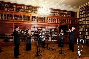 Koncert v Severočeském muzeu