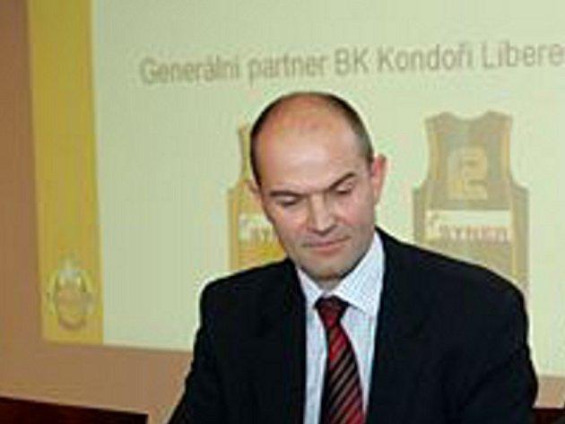 Generální ředitel S group Martin Borovička.