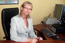 Ředitelka Úřadu práce v Liberci Kateřina Sadílková.