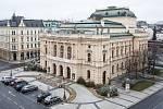 Ilustrační snímek. V Babišově plánu se nachází i rekonstrukce libereckého Divadla F. X. Šaldy.