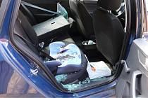 Muž vykrádal auta v Liberci, poté pokračoval v Jablonci. Hrozí mu vězení