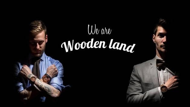 JAKUB ŠREJMA a RICHARD KOUBEK jako první v České republice vyrábějí dřevěné hodinky. Dílnu mají v Liberci v Rochlici.