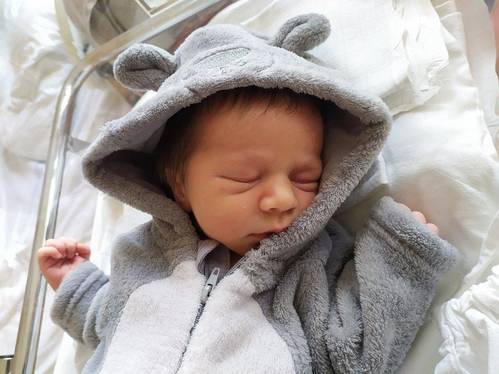Vojtěch Sedmidubský. Narodil se 1. října v liberecké porodnicimamince Martině Robové z Hrádku nad Nisou. Vážil 3,25 kg a měřil 51 cm.