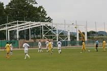 Fotbalisté Rapidu budou od příštího roku hrát na novém krytém hřišti.