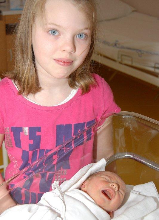 Mamince Kateřině Pálkové z Vrtek se dne 5. března 2013 narodil syn Matyáš Pálek. Měřil 49 cm a vážila 3, 09 kg.