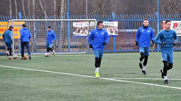 Béčko Liberce začala s přípravou na novou sezonu.