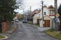 Kodešova ulice ve Frýdlantě