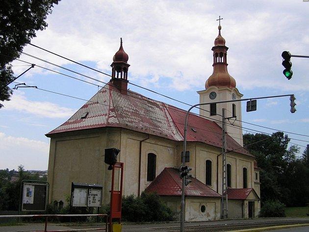 Kostel ve Vratislavicích