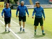 Žáci U15 Slovanu Liberec