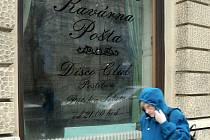 Legendární liberecká kavárna Pošta je uzavřená.