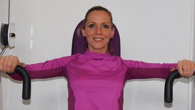 Seriál Deníku. Trenérka studia Contours Martina Daher