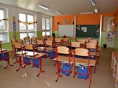 Vratislavická škola se rozšířila o pět tříd.
