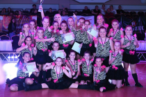 Tanečníci z taneční školy ILMA.