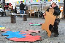 Úspěšná sbírka zavítala do Liberce. Na rodiče s dětmi čeká na Benešově náměstí zajímavý doprovodný program.