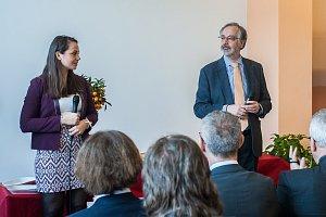 Návštěva španělského velvyslance