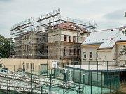 Rekonstrukce ZŠ náměstí Míru v Ruprechticích.