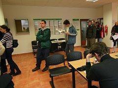 Úřad práce v Liberci. Ilustrační foto.