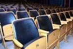 Interiéry kina vypadají už desítky let stejně