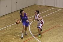 Basketbal. Ženy. Liberec.