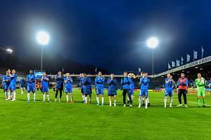 FC Slovan Liberec - FC Fastav Zlín (17.kolo) 5:0
