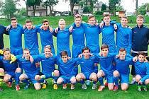 VÝBĚR LIBERECKÉHO KRAJE. Na 21. ročníku Kouba Cupu skončil z patnácti výběrů předposlední.
