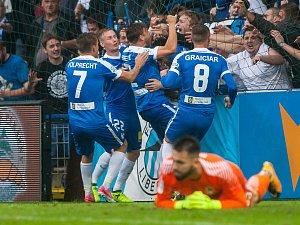 Slovan Liberec - AC Sparta Praha 1:1