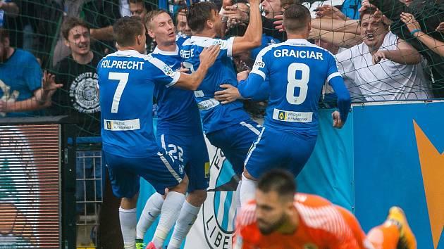 FC Slovan Liberec - AC Sparta Praha 1:1