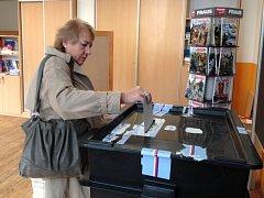 K hlasování v místním referendu nepřišlo v Liberci v pátek dostatečné množství voličů. Město se tak jeho výsledkem nemusí řídit.