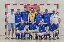 Alfa Liberec skončil na turnaji druhý