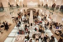 Prodejní výstava designérů, Design Days Reichenberg, začala 1. prosince v Oblastní galerii v Liberci.