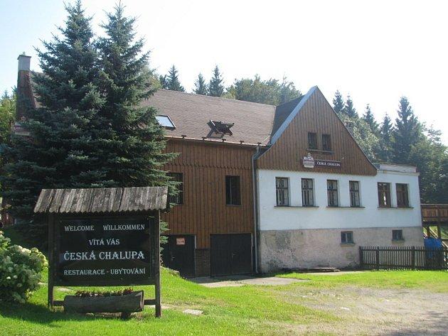 TURISTICKÁ RESTAURACE Česká chalupa je velice oblíbeným místem nejen místních, ale i obyvatelů Liberce.