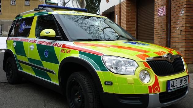 Nové auto Škoda Yeti ZZSLK