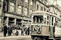 Historické snímky Liberce.