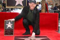 RON HOWARD má svou hvězdu na chodníku slávy.