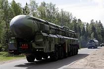 jaderná hlavice - ilustrační foto