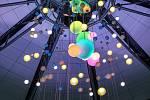 Fascinující světelná show. Křišťálová stezka v iQLandii září díky Preciose
