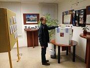 První kolo prezidentských voleb na konzulátu v německých Drážďanech