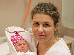 MIMINKEM MĚSÍCE ZÁŘÍ se stala  Petra Foltýnová s celkovým počtem hlasů 2727. Narodila se mamince Nele Pekárkové z Liberce dne 27. října v liberecké porodnici. Měřila 50 cm a vážila 3,59 kg.